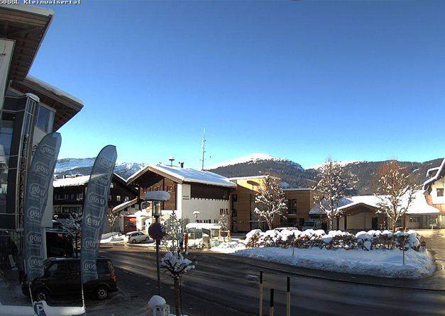 Live Cam Gössl Kleinwalsertal, Riezlern